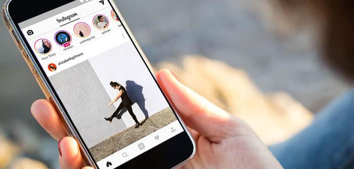 utilisation instagram